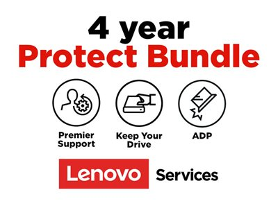 Lenovo Onsite + Accidental Damage Protection + Keep Your Drive + Premier Support  image