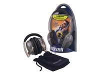 Maxell HP/NC-II Headphones full size wired