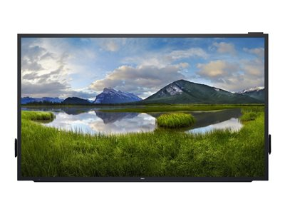Dell C8618QT 86INCH Class (85.6INCH viewable) LED display interactive with touchscreen