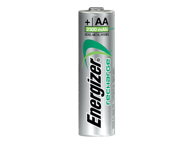 Energizer Recharge Extreme - Batterie 2 x AA-Typ NiMH 2300 mAh