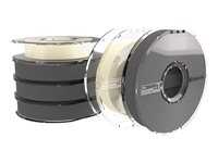 MakerBot 6-pack cool gray PLA/PVA filament (3D) for MakerBot Method