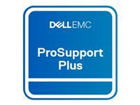 Dell Upgrade from 1Y Next Business Day to 3Y ProSupport Plus - Extended service agreement - parts and labor - 3 years - on-site - 10x5 - response time: NBD