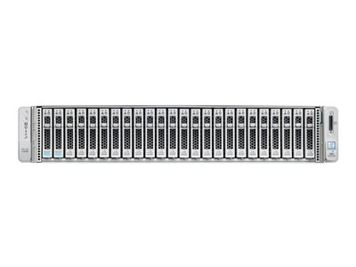 Cisco Hyperflex System HX240c M5 - rack-mountable - no CPU