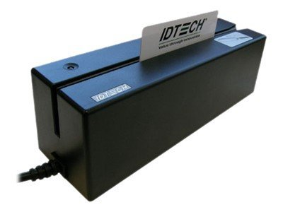 ID TECH EconoWriter IDWA-3361 - magnetic card reader / writer - USB, RS-232