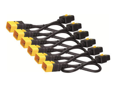 APC power cable - IEC 60320 C19 to IEC 60320 C20 - 2 ft