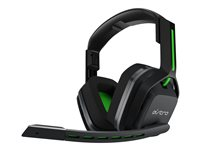 ASTRO A20 For Xbox One headset full size wireless black, green