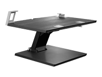 Lenovo Adjustable - Notebook stand - for IdeaPad U430 Touch; Y700-14; ThinkBook 13; 14; 15; ThinkCentre M75; ThinkPad E14; E15