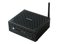 ZOTAC ZBOX nano CI527 - C Series - mini PC - 1 x Core i3 7100U / 2.4 GHz - RAM 0 MB - no HDD - HD Graphics 620 - GigE - WLAN: 802.11ac, Bluetooth 4.2 - no OS - monitor: none