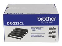 Brother DR-223CL - Drum kit - for Brother DCP-L3550, HL-L3210, L3230, L3270, L3290, MFC-L3710, L3730, L3750, L3770