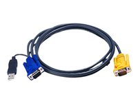 Aten 2L-5202UP USB KVM Cable (1.8m) - For CL1000