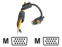 C2G Flexima 6ft Flexima VGA Monitor Cable M/M In-Wall CL3-Rated VGA cable