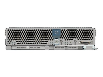 Cisco UCS B230 M2 256GB SmartPlay Expansion Pack Server blade 2-way