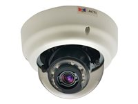 ACTi B67 Network surveillance camera dome vandal-proof color (Day&Night) 3 MP