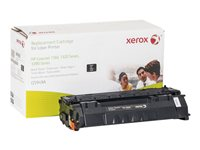 Xerox Black toner cartridge (alternative for: HP Q5949A)