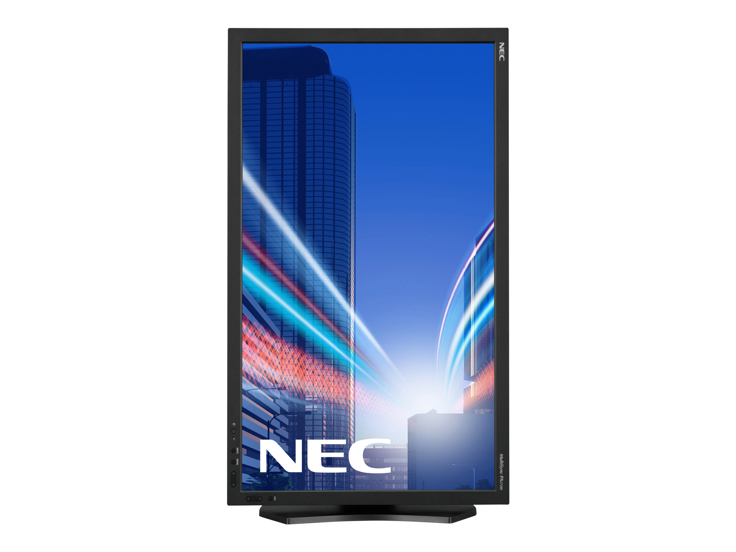 NEC MultiSync PA272W - LED-Monitor - 68.5 cm (27