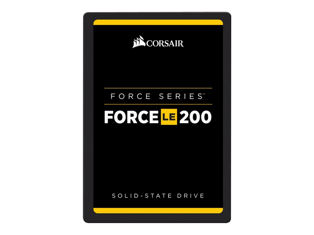 Corsair Force Series LE200 - Solid-State-Disk - 240 GB - intern - 2.5