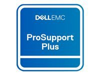 Dell 1Y Basic Onsite > 5Y ProSupport Plus - Upgrage from [1Y Basic Onsite Service] > [5Y ProSupport Plus Service] - Extended service agreement - parts and labor - 5 years - on-site - 10x5 - response time: NBD