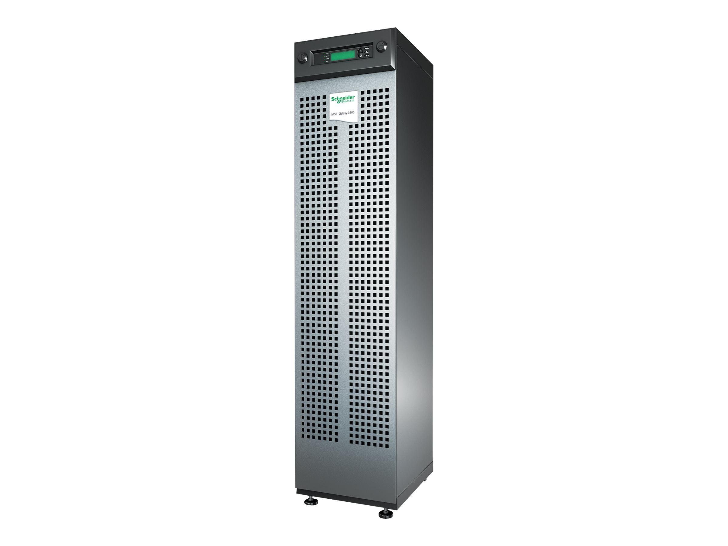 MGE Galaxy 3500 with 2 Battery Modules - UPS - 8 kW - 10000 VA