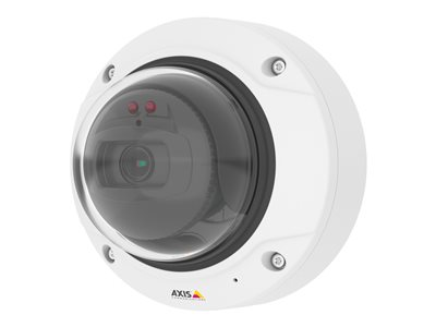 AXIS Q3515-LV Network surveillance camera dome outdoor dust / vandal / waterproof