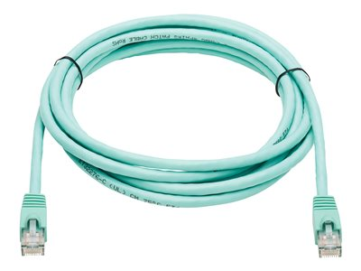 Axiom 70FT CAT6A BENDNFLEX Ultra-Thin SNAGLESS Patch Cable 650MHZ Blue