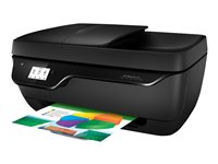 HP Officejet 3831 All-in-One - Imprimante multifonctions - couleur - jet d'encre - 216 x 297 mm (original) - A4/Legal (support) - jusqu'à 7 ppm (copie) - jusqu'à 20 ppm (impression) - 60 feuilles - USB 2.0, Wi-Fi(n)