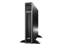 APC Smart-UPS X 1000 Rack/Tower LCD - UPS (rack-mountable) - AC 230 V - 800 Watt - 1000 VA - RS-232, USB - output connectors: 8 - 2U - black
