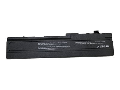 V7 Notebook battery 1 x lithium ion 6-cell 5200 mAh black for HP Min
