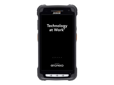 Janam XT2 Data collection terminal Android 5.0 or later 8 GB 5INCH color (1280 x 720)