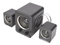 ednet 2.1 Mini Subwoofer Sound System - Speaker system