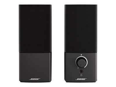 Bose TDSourcing Companion 2 Series III - speakers - for PC