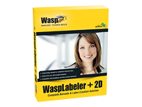 WaspLabeler +2D - Box pack - 10 users - Win