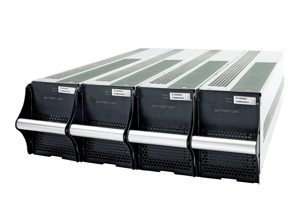 Schneider Electric Modular Battery Replacement Service - installation / configuration - on-site