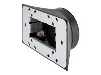 Crestron Mounting kit (bracket, adhesive fixed mount) for touchscreen plastic