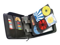 Case Logic CDW 320 - Wallet for CD/DVD discs