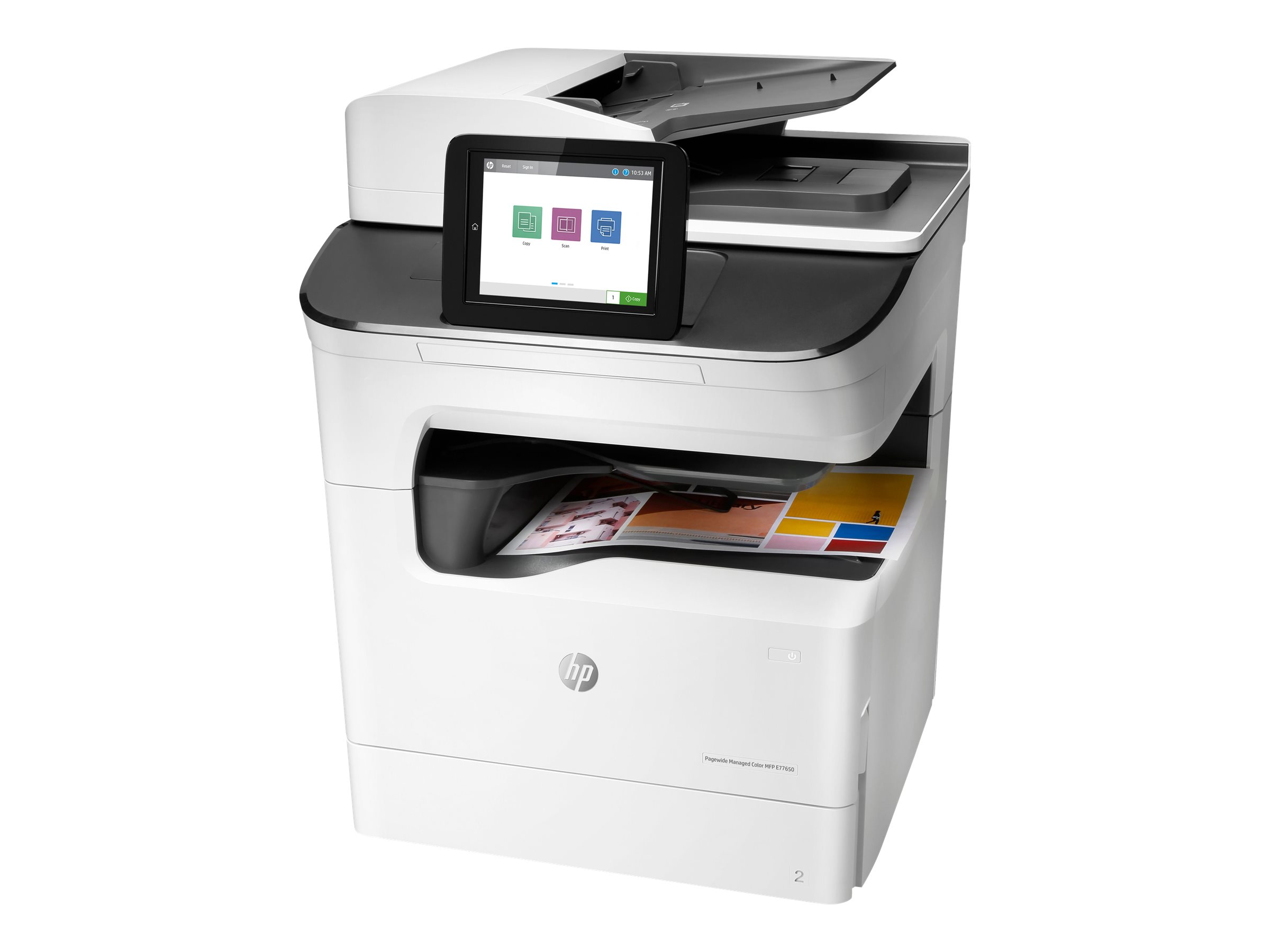 HP 50 ppm speed - license