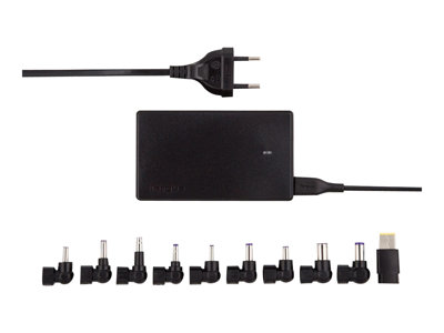 Compact Laptop & USB Tablet Charger
