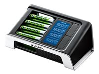 Varta LCD Ultra Fast Charger - Chargeur de batteries