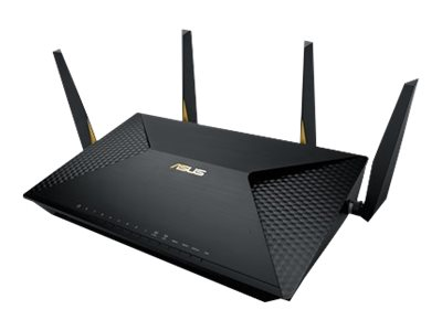 ASUS BRT-AC828 - wireless router - 802.11a/b/g/n/ac - desktop