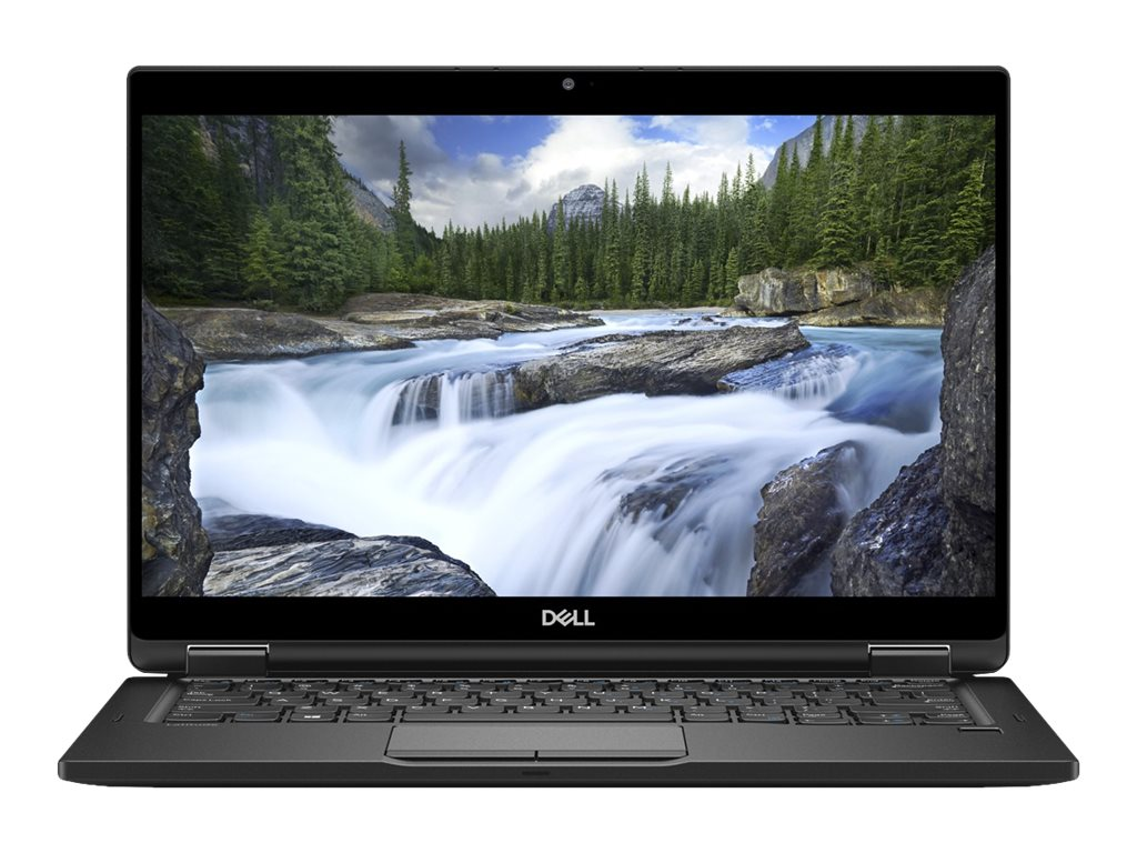 """Dell Latitude 7390 2-in-1 - 13.3"""" - Core i5 8350U - 8 GB RAM - 256 GB SSD - with 1-year ProSupport"""