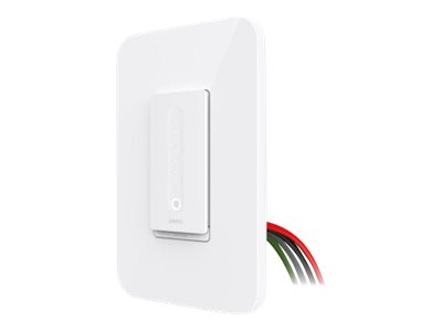 WeMo Smart Dimmer Switch / dimmer wireless 802.11n 2.4 Ghz (pack of 2)