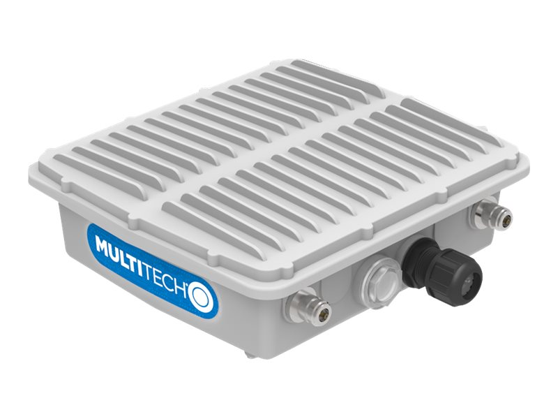 Multi-Tech MultiConnect Conduit IP67 Base Station MTCDTIP-266A-868 - GNSS with accessory kit - gateway