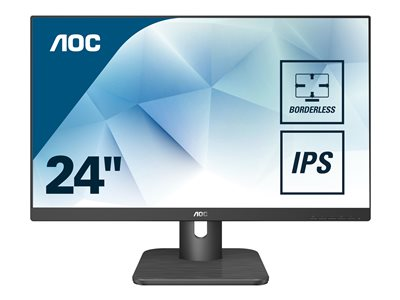 AOC 24E1Q 23.8' 1920 x 1080 VGA (HD-15) HDMI DisplayPort 60Hz