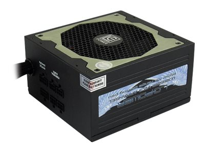 LC Power Metatron Gaming Series LC8850III V2.3 Arkangel - Stromversorgung (intern) - ATX12V 2.3/ EPS12V - 80 PLUS Gold - 850 Watt - aktive PFC