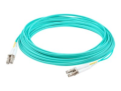 AddOn - Patch cable - LC/UPC multi-mode (M) to LC/UPC multi-mode (M) - 18 m