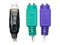 Unitech Converter Cable - keyboard / mouse adapter
