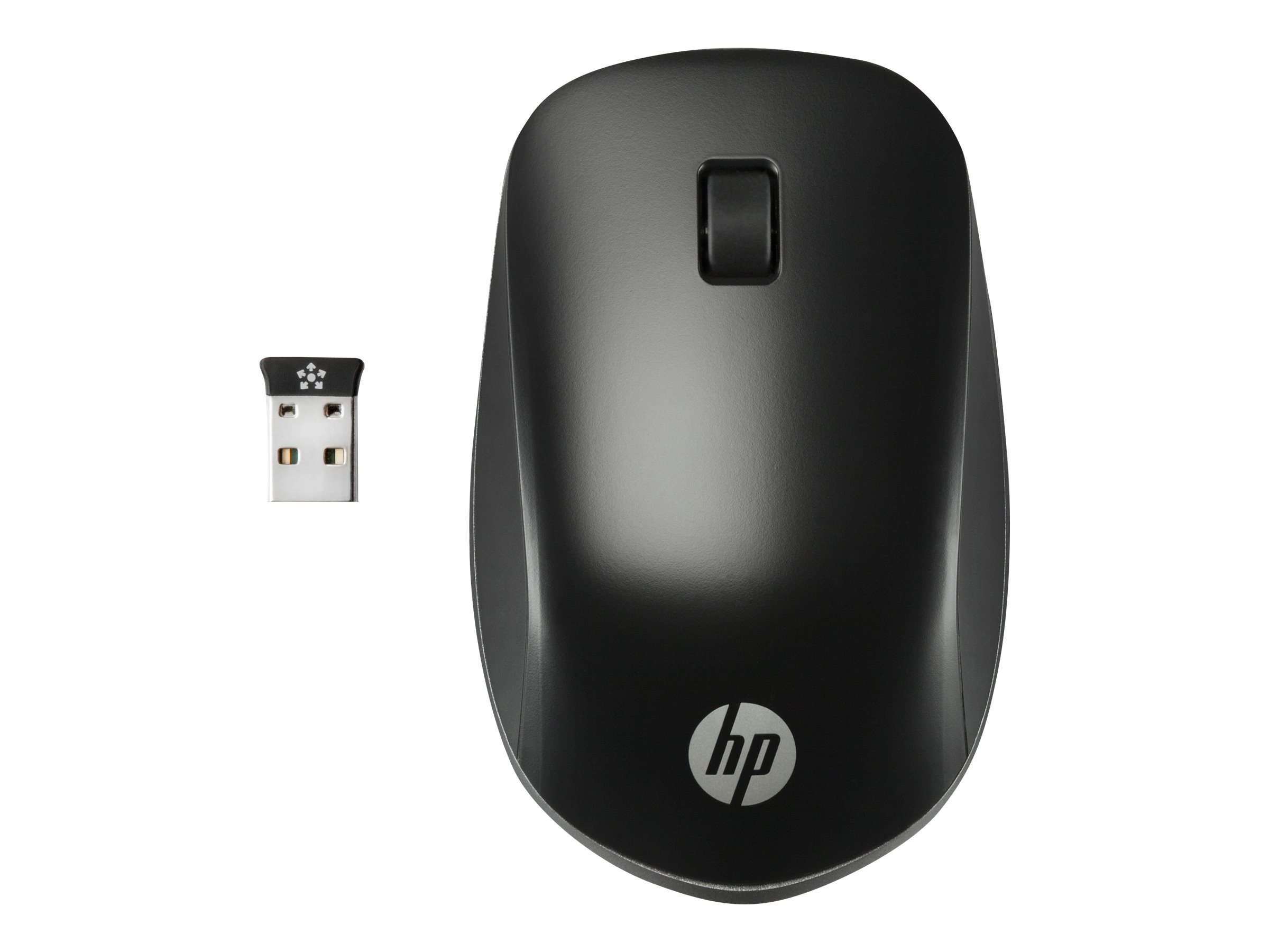 HP Ultra Mobile - mouse - 2.4 GHz