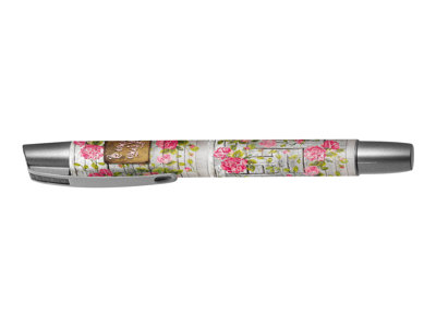 Stylos plumes fantaisie ONLINE YOUNG.LINE Campus Romantic Rose - Stylo plume - bleu