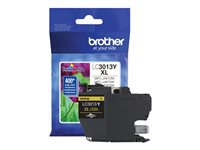 Brother LC-3013Y High Yield yellow original ink cartridge