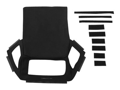 Rampage - Rear Slant Back Soft Top
