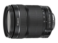 Canon EF-S - Zoom lens - 18 mm - 135 mm - f/3.5-5.6 IS STM - Canon EF-S - for EOS 1100, 60, 600, 650, 7D, Kiss X3, Kiss X5, Kiss X50, Rebel T3, Rebel T3i, Rebel T4i